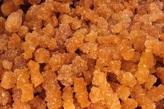 Azúcar cristalizado Foto de archivo libre de regalías
