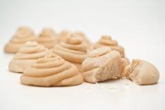 Azúcar de la palma Imagen de archivo libre de regalías