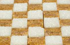 Azúcar de terrón Fotografía de archivo libre de regalías