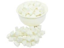 Azúcar en azúcar-lavabo Fotografía de archivo libre de regalías