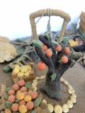 Azúcar más allá de la figura Mazapán vagetable Imagen de archivo libre de regalías