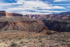 AZ-Грандиозная Каньон-Ясная тропка заводи Стоковая Фотография RF