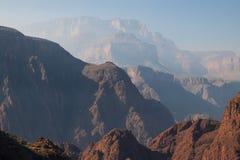 AZ-Grand Canyon-Clear Creek Trail Stock Image
