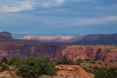 AZ-Grand Canyon National Park-N Rim-Toroweep Stock Image