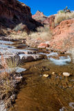 AZ-Grand Canyon-North Rim-Clear Creek Canyon Stock Photography