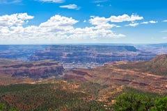 AZ-Grand Canyon-North Rim-Crazy Jug Point Royalty Free Stock Image