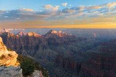 AZ-Grand Canyon-North Rim-Transept Trail Royalty Free Stock Photo