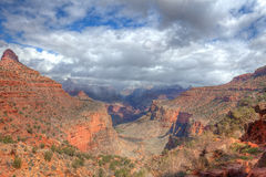 AZ-Grand Canyon-S Rim Royalty Free Stock Images