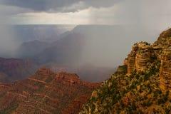 AZ-Grand Canyon-S Rim- East Rim Drive Stock Image