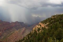 AZ-Grand Canyon-S Rim- East Rim Drive Stock Images