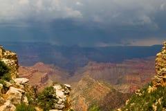 AZ-Grand Canyon-S Rim- East Rim Drive Royalty Free Stock Image