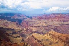 AZ-Grand Canyon-S. Rim-near Lipan Point- E Rim Dri Royalty Free Stock Photos