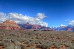 AZ-Grand Canyon-S Rim-Tonto Trail West Stock Photography