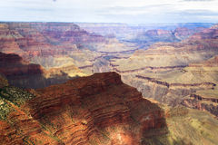 AZ-Grand Canyon-S Rim-W Rim Trail Stock Images