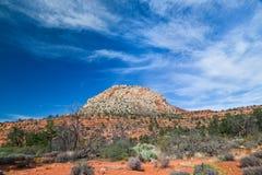 AZ-Grand Canyon-South Rim-South Bass Trail Royalty Free Stock Image