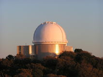 az kitt obserwatorium jest szczyt Zdjęcie Royalty Free