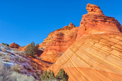 AZ-Paria Canyon-Vermillion Cliffs Wilderness-Pawhole Stock Images