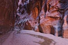 AZ-Paria Kanjon-Vermillion klippor Wildernessss Royaltyfria Foton