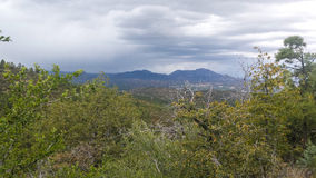 AZ-Prescott-Circle Trail(Ranch Trail - Turley Trail). Stock Photos