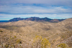 AZ-Prescott-Granite Mountain Wilderness Royalty Free Stock Images