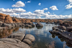 AZ-Prescott-Watson Lake Dells Royalty Free Stock Image