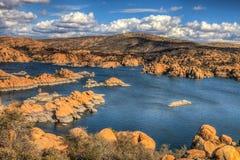 AZ-Prescott-Watson Lake Dells Royalty Free Stock Photography