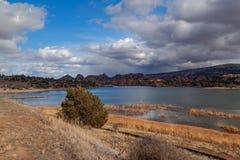 AZ-Prescott-Willow Lake-Granite Dells Royalty Free Stock Photos