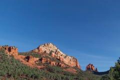 AZ-Sedona-Soldier's pass Trail Stock Images