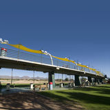 az som kör golfområde scottsdale Royaltyfri Fotografi