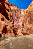 AZ_UT-Paria Canyon-Vermillion Cliffs Wilderness-Paria River Royalty Free Stock Photos