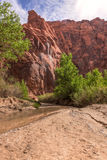 AZ_UT-Paria Canyon-Vermillion Cliffs Wilderness-Paria River Stock Photos