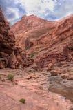 AZ_UT-Paria Canyon-Vermillion Cliffs Wilderness-Paria River Royalty Free Stock Photos