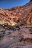 AZ-UT-Paria Canyon-Vermillion Cliffs Wilderness-Paria River Canyon Stock Images
