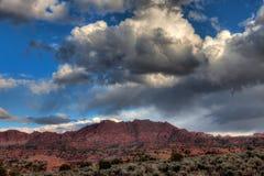 AZ-UT-Vermilliom Cliffs Wilderness-S Coyote Buttes Royalty Free Stock Photography