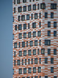 AZ wierza wysoki budynek Fotografia Stock