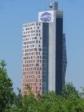 AZ wierza wysoki budynek Zdjęcie Royalty Free