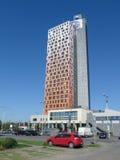 AZ wierza wysoki budynek Obraz Royalty Free