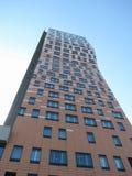 AZ wierza wysoki budynek Zdjęcia Royalty Free