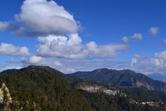 Azad Kashmir Pakistan. Azad kashmir is located in Pakistan.This is one of the most beautiful places in the world royalty free stock image