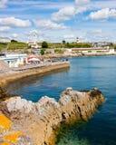 Azada de Plymouth imagenes de archivo