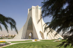 Azadi Tower. Image Azadi Tower in the Iranian capital Tehran, It is the most important monument in Iran and also called Statue of Liberty, It is a place for stock images