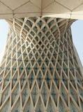 Azadi tower in Tehran, Iran. Azadi tower in Tehran, capital of Iran stock photo