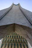 Azadi Tower. Tehran, Iran - October 1 2013 : Azadi Tower, one of the important sights to Iran Which is located in the Iranian capital Tehran And who was a Stock Image