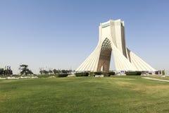 Azadi Tower in Tehran, Iran Royalty Free Stock Photography