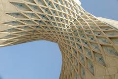 Azadi tower in Tehran. Is the most famous landmark in Tehran, Iran royalty free stock photos