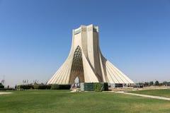 Azaditoren in Teheran, Iran royalty-vrije stock foto's
