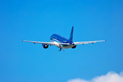 AZAL Azerbaijan Airlines Airbus A320 Stock Photography