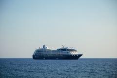 Azamara Journey Cruise Ship Near Paphos, Cyprus Royalty Free Stock Images