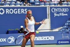Azarenka Rogers Cup (6) Royalty Free Stock Photo