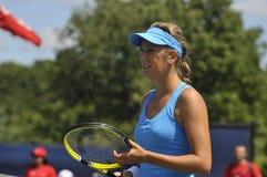 Azarenka Victoria # 1 WTA 159 Stockbilder